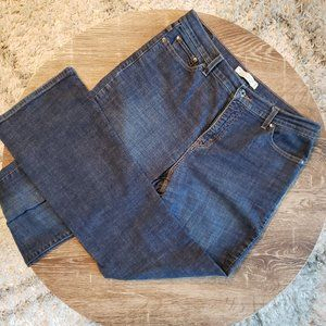 Levi's 512 Slimming Boot Cut Jeans - Size 14